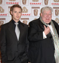 Samuel Barnett and Richard Griffiths at the 15th Annual British Academy of Film and Television Arts Los Angeles Britannia Awards in California.
