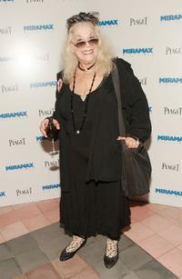 Sylvia Miles at the after party of the premiere of