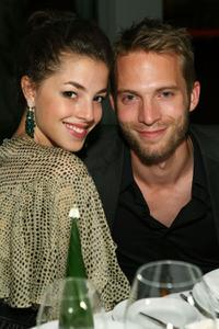 Olivia Thirlby and David Call at the Bangkok International Film Festival 2009.