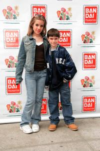 Kristin Alderson and Eddie Alderson at the Kids For Kids 2005, Elizabeth Glaser Pediatric AIDS Carnival.