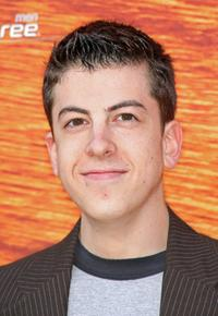 Christopher Mintz-Plasse at the taping for Spike TV's 2nd Annual Guys Choice Awards.