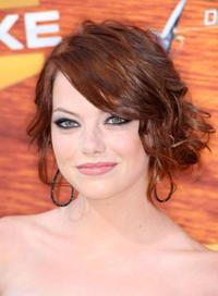 Emma Stone at the Spike TV Presents the 2nd Annual