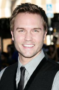 Scott Porter at the California premiere of