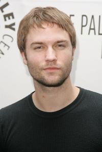 Scott Porter at the Paley Center for Media's 25th annual Paley Television Festival.