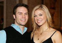 Scott Porter and Adrianne Palicki at the 7th Annual AFI Awards.
