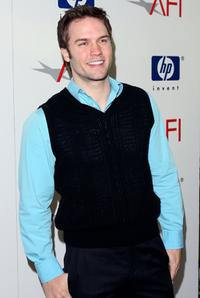 Scott Porter at the 7th Annual AFI Awards.