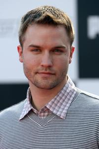 Scott Porter at the premiere of