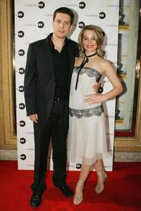 Nick Barkla and Laura Gordon at the 2006 Melbourne International Film Festival.