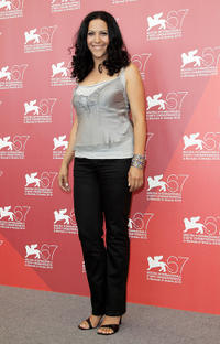 Ruba Blal at the photocall of