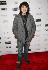 Justin Chon at the