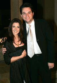 Dean Miller and Guest at the 52nd Annual BMI Country Awards.