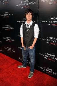 Charlie McDermott at the premiere of