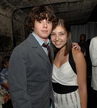 Charlie McDermott and Shelby Young at the after party of the premiere of
