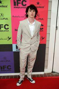 Charlie McDermott at the 24th Annual Film Independent's Spirit Awards.
