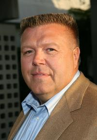 Joel McKinnon Miller at the premiere of
