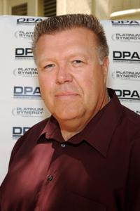 Joel McKinnon Miller at the DPA pre-Emmy Gift Lounge.