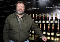 Joel McKinnon Miller at the Moet and Chandon suite at Luxury Lounge in honor of the 2008 SAG Awards.