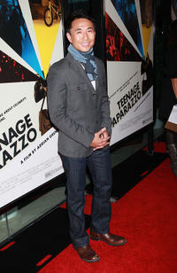 James Kyson Lee at the California premiere of