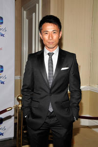James Kyson Lee at the 20th Annual Night of 100 Stars Oscar Gala in California.