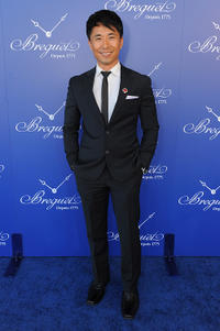 James Kyson Lee at the Breguet Celebrates Sponsorship of