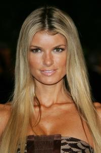Marisa Miller at the 2007 Vanity Fair Oscar Party.