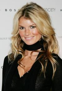 Marisa Miller at the screening of