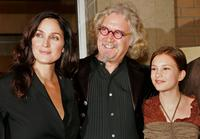 Carrie-Anne Moss, Billy Connolly and Alexia Fast at the Toronto International Film Festival premiere screening of