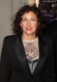 Rebecca Miller at the opening night of