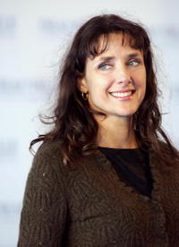 Rebecca Miller at the 31st Deauville American film festival.