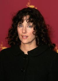 Rebecca Miller at the 55th annual Berlinale International Film Festival photocall of