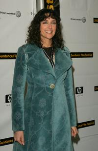 Rebecca Miller at the Sundance Film Festival premiere of