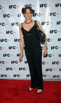 Rebecca Miller at the IFC Center Grand Opening Celebration.