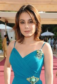 Minissha Lamba at the Cartier