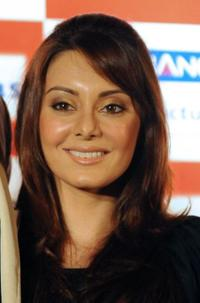 Minissha Lamba at the press conference of