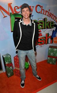 Devon Graye at the premiere of