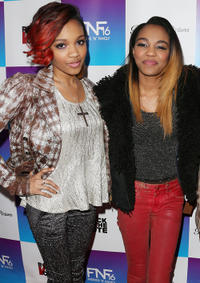 China Anne McClain and Guest at the 16th Annual