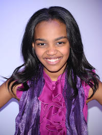 China Anne McClain at the 2011 Disney Kids & Family Upfront in New York.