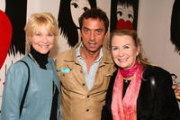 Dee Wallace Stone, Bruno Tonioli and Juliet Mills at the Ghettogloss Presents