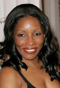 Stephanie Mills at the