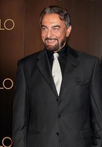 Kabir Bedi at the David di Donatello 2007 Italian Awards.