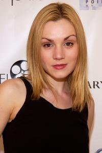 Rachel Miner at the REEL Lounge Retreat.