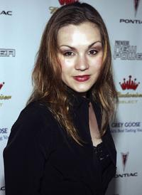 Rachel Miner at the 4th annual premiere The New Power event in celebration of the next generation of Hollywood power players.