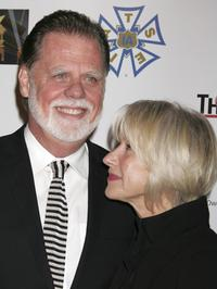 Helen Mirren and her husband Taylor Hackford at the third annual