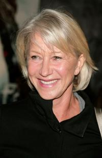 Helen Mirren at the premiere of Paramount Pictures
