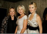 Helen Mirren, Kathy Bates and Kate Winslet at the 16th Annual British Academy of Film and Television/LA Cunard Britannia Awards.