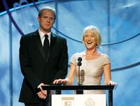 Helen Mirren and Paul Bettany at the 16th Annual British Academy of Film and Television/LA Cunard Britannia Awards.