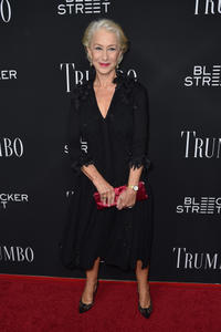 Helen Mirren at the California premiere of