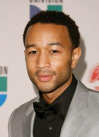 John Legend at the 9th Annual Latin Grammy Awards.