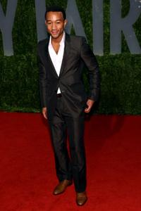 John Legend at the 2009 Vanity Fair Oscar Party hosted by Graydon Carter.
