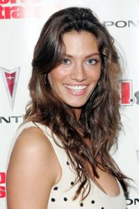 Michelle Lombardo at the Sports Illustrated 2005 Swimsuit Issue Event.